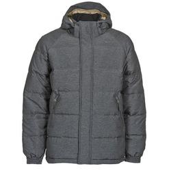 Ruhák Férfi Steppelt kabátok Selected MELAN Szürke