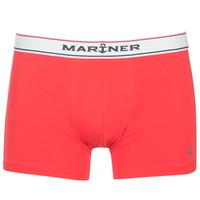 Fehérnemű Férfi Boxerek Mariner JEAN JACQUES Piros