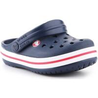 Cipők Gyerek Klumpák Crocs Crocband clog 204537-485 granatowy