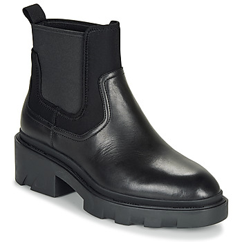 Cipők Női Bokacsizmák Ash METRO Fekete