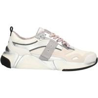 Cipők Női Rövid szárú edzőcipők Blauer 9FMONROE01 White and silver