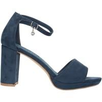 Cipők Női Szandálok / Saruk Xti 35047 Petroleum blue