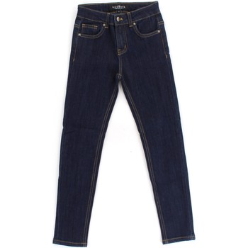 Ruhák Lány Skinny farmerek Richmond Kids RGA19270JE Blue Denim