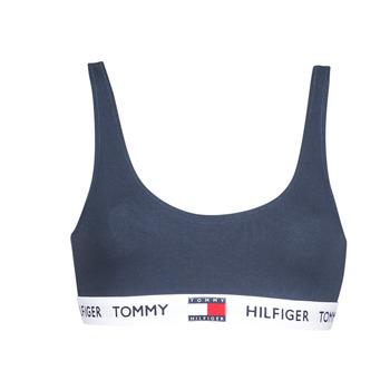 Fehérnemű Női Sport melltartók Tommy Hilfiger ORGANIC COTTON Tengerész