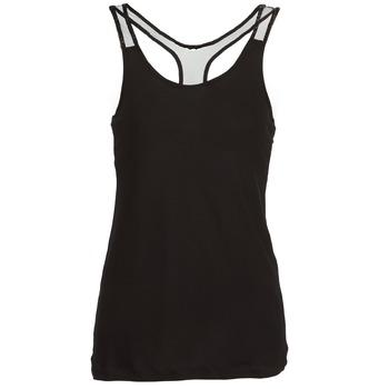 Ruhák Női Trikók / Ujjatlan pólók Religion DELICATE Fekete