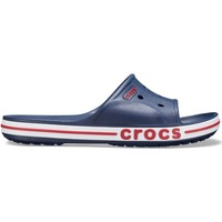 Cipők Férfi strandpapucsok Crocs Crocs™ Bayaband Slide Navy/Pepper