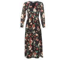 Ruhák Női Hosszú ruhák Betty London NOISETTE Fekete  / Sokszínű