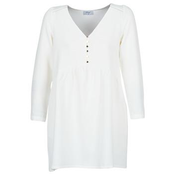 Ruhák Női Rövid ruhák Betty London LADY Fehér