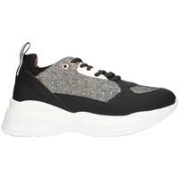 Cipők Női Rövid szárú edzőcipők Alexander Smith SP73896 Multi Silver
