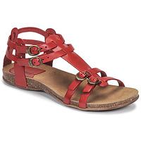 Cipők Női Szandálok / Saruk Kickers ANA Piros