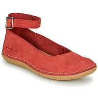 Cipők Női Balerina cipők  Kickers HONNORA Piros