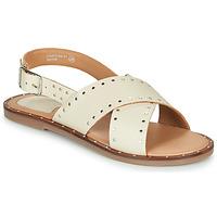 Cipők Női Szandálok / Saruk Kickers KICLA Bézs