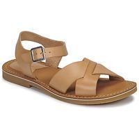 Cipők Női Szandálok / Saruk Kickers TILLY Bézs