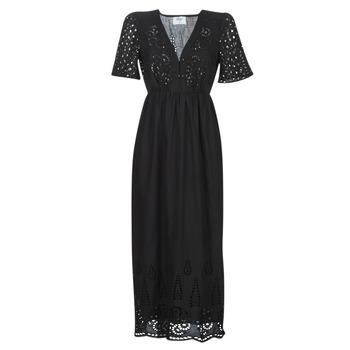 Ruhák Női Hosszú ruhák Betty London MARTI Fekete