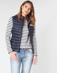 Ruhák Női Steppelt kabátok JOTT SEDA Tengerész