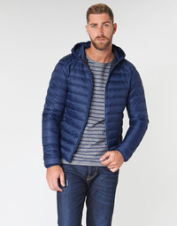 Ruhák Férfi Steppelt kabátok JOTT NICO Kék-farmer