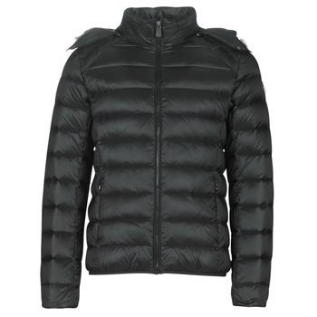 Ruhák Férfi Steppelt kabátok JOTT PRESTIGE Fekete