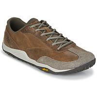 Cipők Férfi Rövid szárú edzőcipők Merrell TRAIL GLOVE 5 LTR Barna