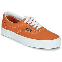 Cipők Rövid szárú edzőcipők Vans Era Narancssárga