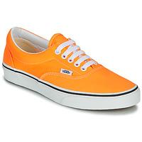 Cipők Női Rövid szárú edzőcipők Vans ERA NEON Narancssárga