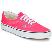 Cipők Női Rövid szárú edzőcipők Vans ERA NEON Rózsaszín