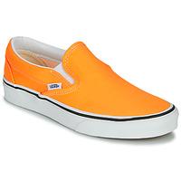 Cipők Női Belebújós cipők Vans CLASSIC SLIP-ON NEON Narancssárga