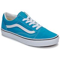 Cipők Gyerek Rövid szárú edzőcipők Vans OLD SKOOL Kék