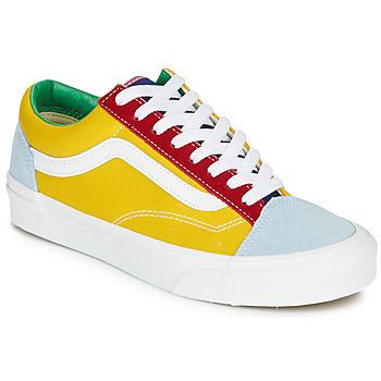 Cipők Rövid szárú edzőcipők Vans STYLE 36 Sokszínű