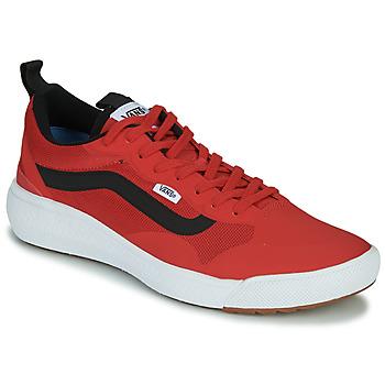 Cipők Férfi Rövid szárú edzőcipők Vans UltraRange EXO Piros