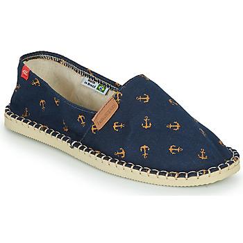 Cipők Gyékény talpú cipők Havaianas ORIGINE BEACH Tengerész
