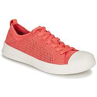 Cipők Női Rövid szárú edzőcipők Hush puppies SUNNY K4701 SA4 Rózsaszín