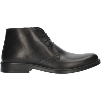Cipők Férfi Csizmák Enval 4220100 Black