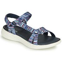 Cipők Női Szandálok / Saruk Skechers ON-THE-GO Többszínű