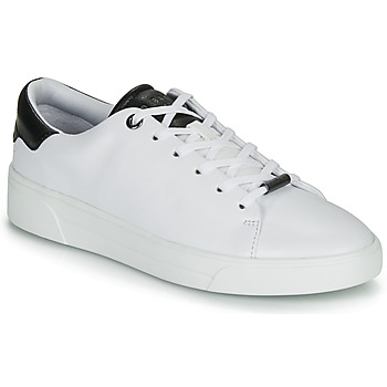 Cipők Női Rövid szárú edzőcipők Ted Baker ZENIB Fehér