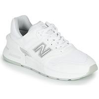 Cipők Rövid szárú edzőcipők New Balance 997 Fehér
