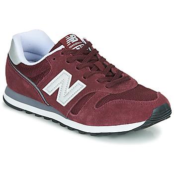 Cipők Rövid szárú edzőcipők New Balance 373 Burgundi
