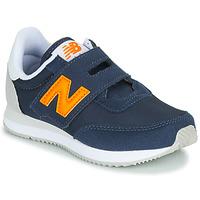 Cipők Gyerek Rövid szárú edzőcipők New Balance 720 Sötétkék / Citromsárga