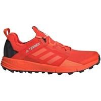 Cipők Férfi Túracipők adidas Originals Terrex Speed LD Narancssárga