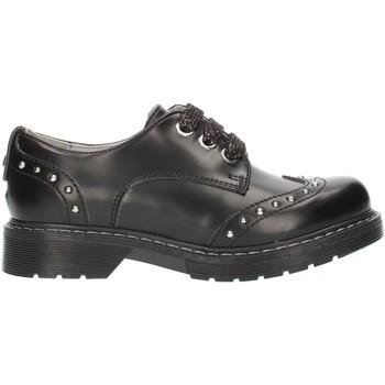 Cipők Lány Oxford cipők NeroGiardini A830711F Black