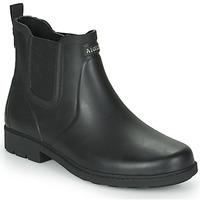 Cipők Férfi Gumicsizmák Aigle CARVILLE Fekete