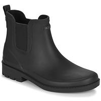 Cipők Női Gumicsizmák Aigle CARVILLE Fekete