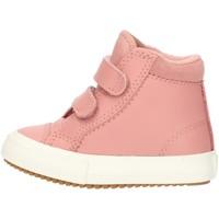Cipők Lány Magas szárú edzőcipők Converse 76198 Pink