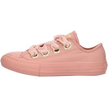 Cipők Lány Rövid szárú edzőcipők Converse 661878 Pink