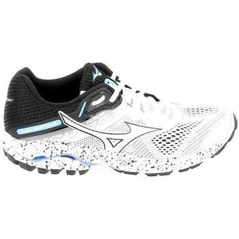 Cipők Női Futócipők Mizuno Wave Inspire 15 Blanc Noir Fehér