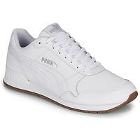 Cipők Férfi Rövid szárú edzőcipők Puma ST RUNNER Fehér