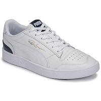 Cipők Rövid szárú edzőcipők Puma RALPH SAMPSON Fehér / Tengerész
