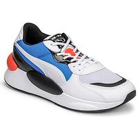 Cipők Férfi Rövid szárú edzőcipők Puma RS 9.8 MERMAID Fehér / Fekete  / Kék