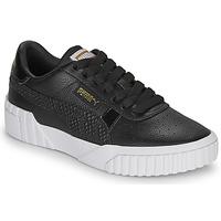 Cipők Női Rövid szárú edzőcipők Puma CALI Fekete