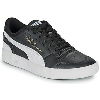 Cipők Gyerek Rövid szárú edzőcipők Puma RALPH SAMPSON Fekete