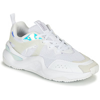 Cipők Női Rövid szárú edzőcipők Puma RISE Glow Fehér
